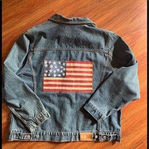 Just Listed ❤️Tommy Denim Jacket